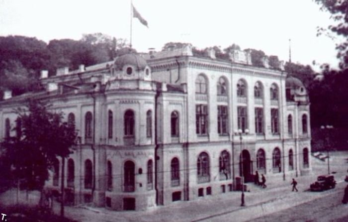 Киев в годы немецкой оккупации (162 фото)