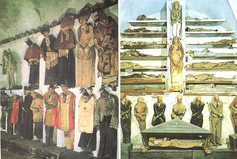 Рим. Внутри тлеющие кости, которые соприкасаясь с окружающим воздухом излучают угрозу здоровью людей