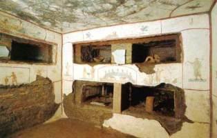 катакомбы Италии