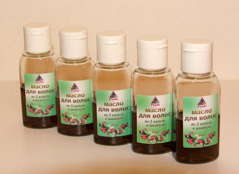 Эффективное масло для укрепления волос